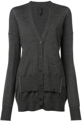 Vera Wang long sleeved cardigan