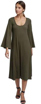Rachel Pally Luxe Rib Thora Dress - Cypress