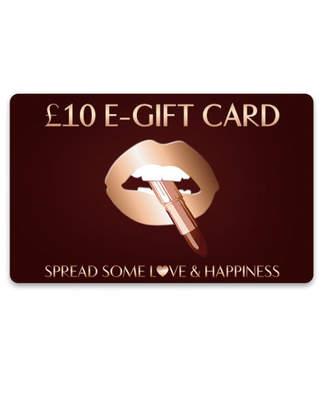 Charlotte Tilbury E-gift Card £10.00