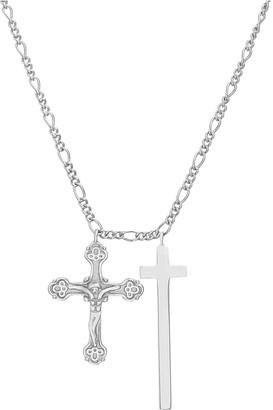 Paige Harper Crucifix & Cross Necklace