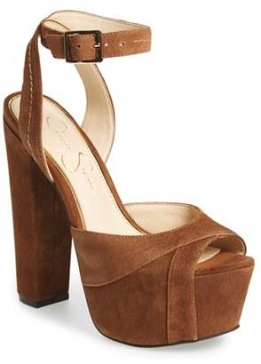 Jessica Simpson 'Dimaya' Platform Sandal (Women) $109.95 thestylecure.com
