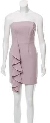 Jay Godfrey Strapless Mini Dress w/ Tags