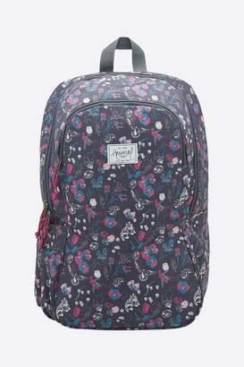 Animal Womens Asphalt Grey Bright Backpack - Grey