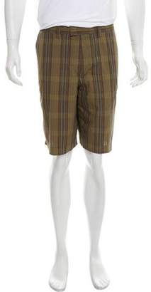 Patagonia Seersucker Striped Shorts
