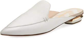 Nicholas Kirkwood Beya Leather Loafer Mule
