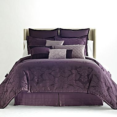 JCPenney Toulouse Comforter Set and Accessories