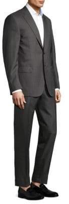 Brioni Regular-Fit Stripe Suit