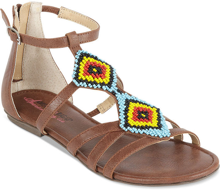 American Rag Shoes, Beanie Flat Sandals