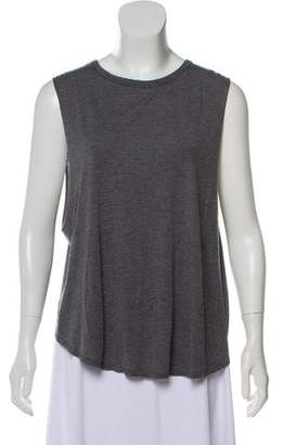 Haute Hippie Open Back Tank