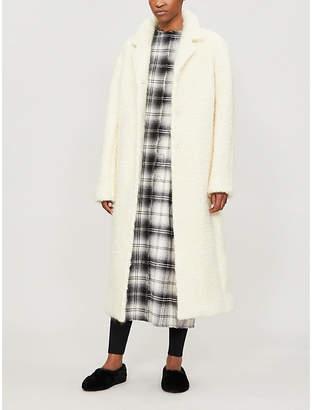 Jil Sander Frejus wool-blend knee-length coat
