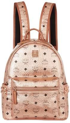 MCM Small Embellished Stark Backpack