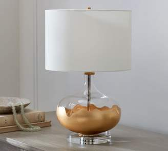 Pottery Barn Davina Sphere Table Lamp