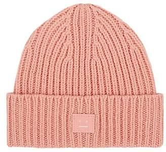 Acne Studios Mini Pansy Wool Beanie - Pink