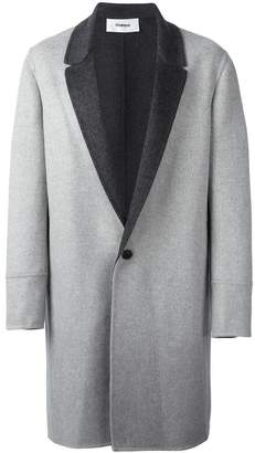 Chalayan 'Low-Break' coat