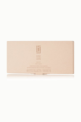 Serge Lutens Powdered Blotting Paper, 60 Sheets - Colorless