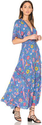 Spell & The Gypsy Collective Half Moon Gown $240 thestylecure.com
