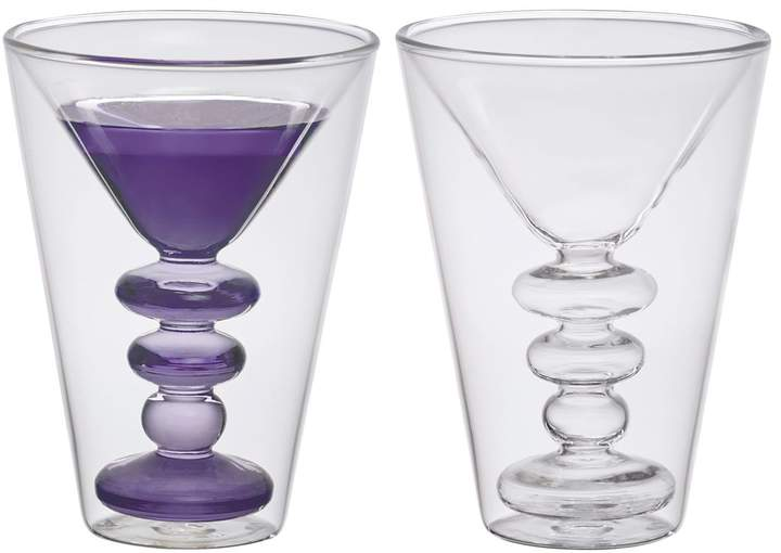 Set: 2 Martinigläser