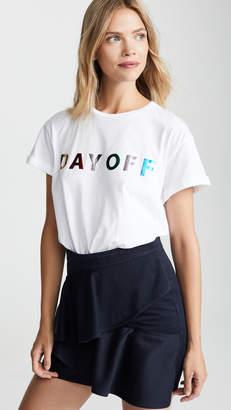 DAY Birger et Mikkelsen Etre Cecile Off Oversize T-Shirt