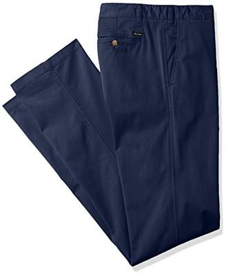 Façonnable Men's Cadet Fit Garment Washed Chino