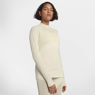 Nike Pro Warm Women's Sparkle Long-Sleeve Top