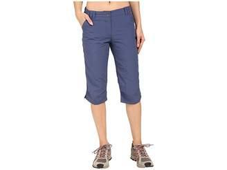 Jack Wolfskin Kalahari 3/4 Pants Women's Casual Pants