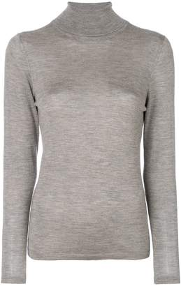 Le Tricot Perugia roll neck sweater