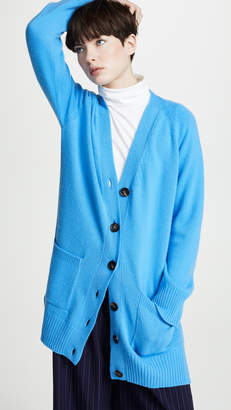 Pringle Cashmere Cardigan with Pockets