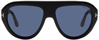 Tom Ford Black Felix Sunglasses