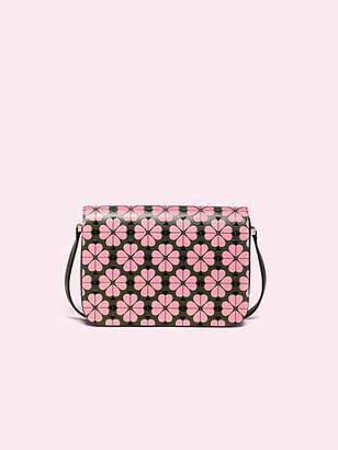 Kate Spade Nicola floral spade medium shoulder bag