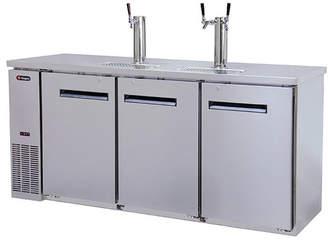 Kegco Triple Tap Commercial Grade Kegerator