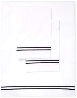 Frette Hotel Bianco Bourdon Sheet Set
