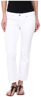 Big Star Rikki Crop in Optic White Women's Jeans