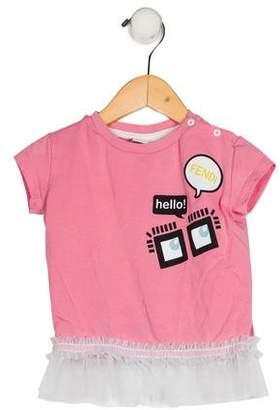 Fendi Girls' Printed Top