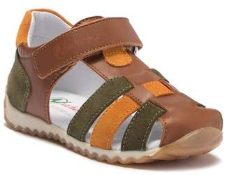 Naturino Eagle Vitello Sandal (Toddler & Little Kid)