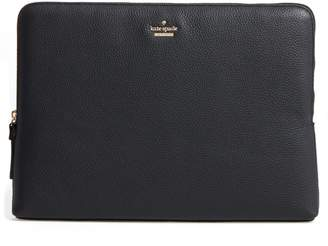 Kate Spade 13-Inch Leather Laptop Sleeve