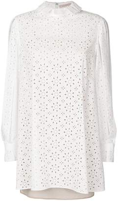 Christopher Kane broderie anglaise dress