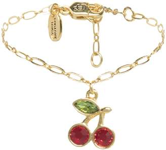 Juicy Couture Cherry Gem Expressions Bracelet