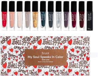 Julep My Soul Speaks in Color 12-Piece Nail Collection