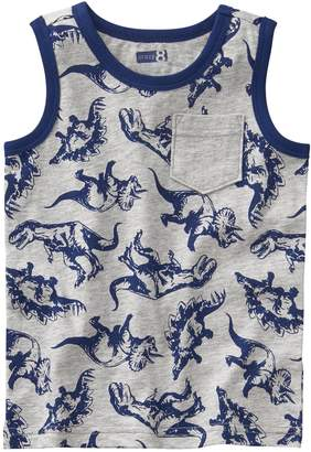 Crazy 8 Crazy8 Toddler Dino Pocket Tank