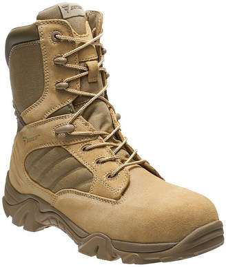 BATES Bates Mens Gx8 Comp Toe Work Boots Slip Resistant Lace-up