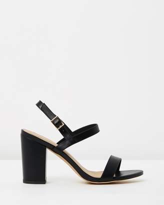 Spurr Eileen Block Heels