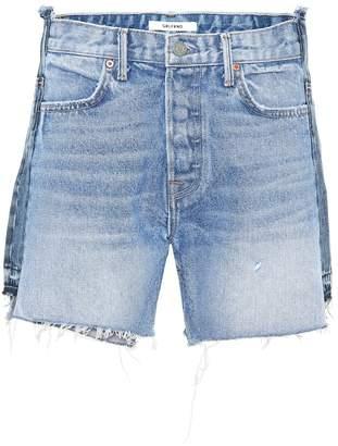 GRLFRND Sophie denim shorts