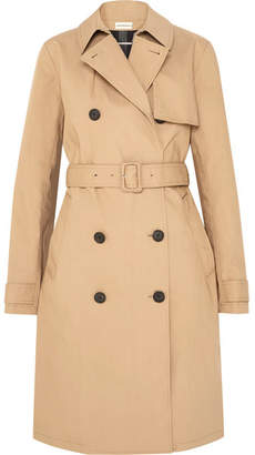 By Malene Birger Rainie Cotton-gabardine Trench Coat