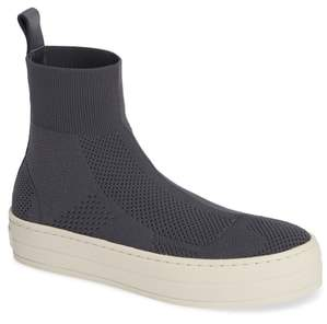 J/Slides Hero Sock High Top Sneaker