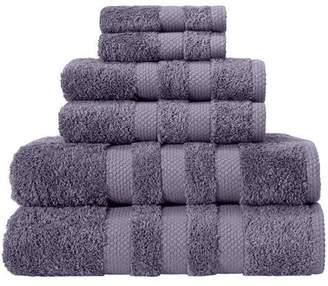 Enchanted Home Enchante Home Supima Cotton 6-Piece Luxury Quick Dry Turkish Towel Set, White