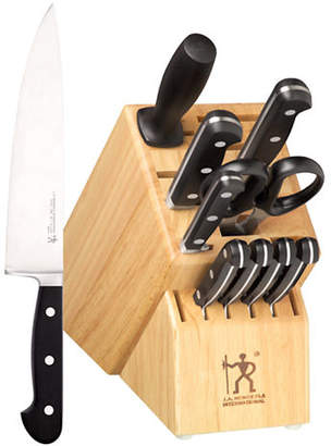 Zwilling J.A. Henckels 11 Piece Forged Knife Block Set