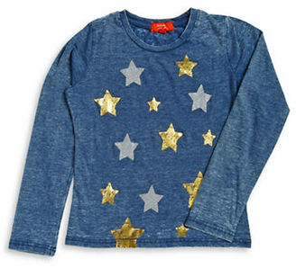 Butter Girls 7-16 Star Graphic Top $34 thestylecure.com