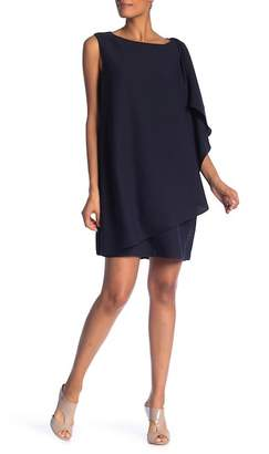 Ted Baker Draped Bow Shoulder Tunic