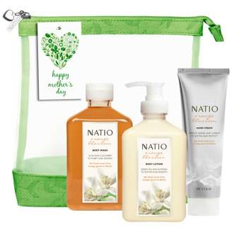 Natio Kind Mother's Day Orange Blossom Gift Set 1 Kit