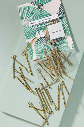 Anthropologie Essential Bobby Pin Set